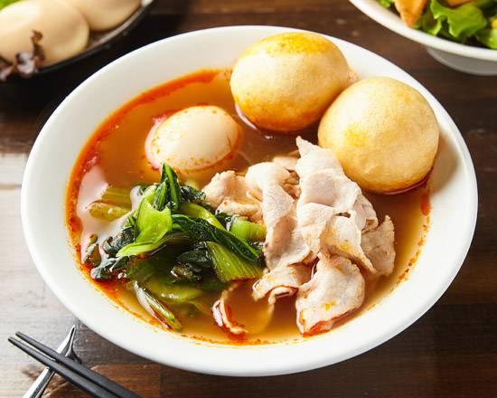 スープ春雨おすすめトッピング 薬膳麻辣湯やっちゃん