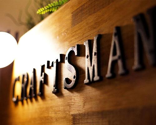 クラフトマン 理容室