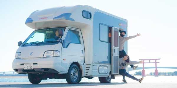 キャンピングカー フォトコンテスト ジャパンロードトリップ